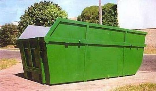 Types Of Skip Bins